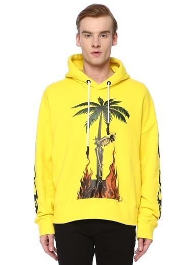 Beymen&Designer Sweatshirt Sarı